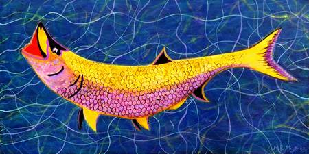 TARPON-LARGE-AT NIGHT
