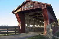 Pottersburg Covered Bridge, Ohio