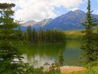 Pyramid Lake - Jasper National Park