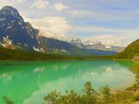 Waterfowl Lakes - Banff National Park