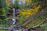 Munising falls, Michigan.