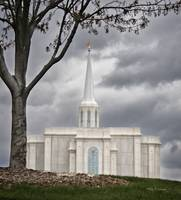 St. Louis Temple #1 by Kelly Jones