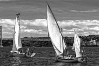 Tagus river - traditional vessels