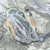 Frost Fire Resort Trail Map