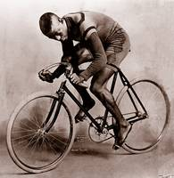 1898 Marshall Major Taylor Cycling Legend