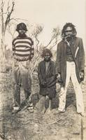 aboriginals with bones through their noses
