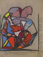 Adolf Hölzel , Abstract Composition ( One wonders