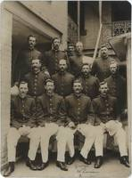 Group of New South Wales police officers in Sydney