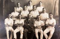 Ipswich Grammar School Cricket Team - circa 1918