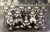 Ipswich Grammar School football team - 1922