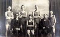 Ipswich Grammar School Swimming Team - 1920