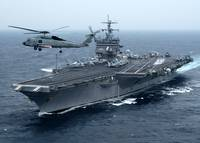 Nuclear-Powered USS Enterprise (CVN-65) On Final V