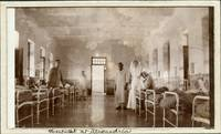 Patients at the War Hospital, Alexandria, Egypt -