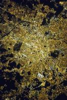 Paris at Night, NASA