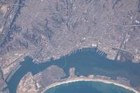 San Diego from space