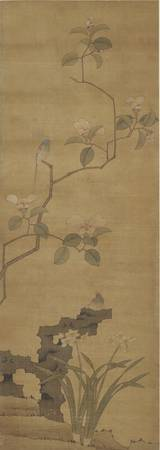 Anonymous (Late Ming Dynasty) FLOWERS AND BIRDS