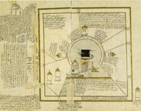 An Ottoman illustration of Mecca, probably from a