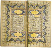 An illuminated Ottoman Qur'an, copied by Mehmed Se