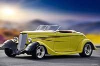 1934 Ford Cabriolet 'Queen Bee'