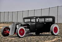 1930 Ford 'Maximum Security' Rat Sedan I
