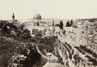 Frith, Francis SINAI AND PALESTINE. , [1863]