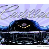1954 Cadillac Poster Art Prints & Posters by David Caldevilla