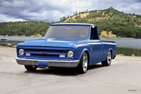 1967 Chevrolet C10 'Blue Monday' Pickup I