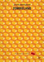 No829 My Zombieland minimal movie poster
