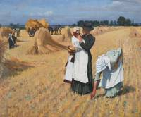 Alexander Mann - The Gleaners [1889]