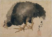 Album of Sketches by Katsushika Hokusai and His Di