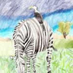 """""""Albert Zhang 7- Zoo"""" by sabahkinderart"""