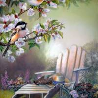 a place to rest Art Prints & Posters by Gina Femrite