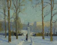Arthur Clifton Goodwin 1864 - 1929 UP COLUMBUS AVE