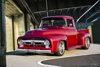 1956 Ford F100 Custom Stepside Pickup
