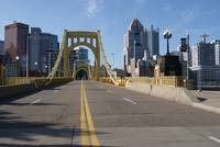 The Roberto Clemente Bridge
