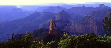 north rim panoramic one z