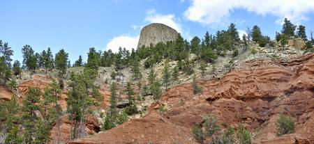 Devils Tower Panorama