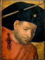 BOSCH, HIERONYMUS A Crossbowman Second half of the