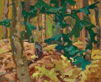 Bracken, Lansing by Franklin Carmichael