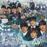The BEATLES: A Visual Timeline Canvases #1