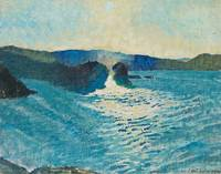 CARL WILHELMSON,  (SUN ON WAVES).