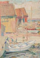 CARL WILHELMSON, BOATHOUSES