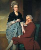 George Romney - Mr and Mrs William Lindow, Tate Br