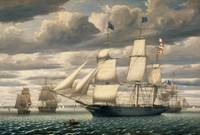 Fitz Henry Lane, Clipper Ship ,Southern Cross