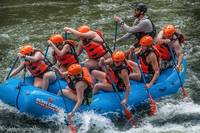 Rafting on The Arkansas River, Royal Gorge, CO