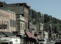 A Day in Deadwood, South Dakota