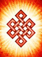 Endless Knot - Red