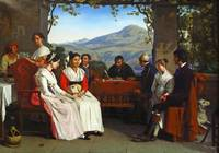 Guillaume Bodinier - The Marriage Contract in Ital