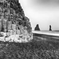 Oceanside Cliffs Art Prints & Posters by George Oze