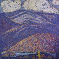 Hall of the Mountain King by Marsden Hartley